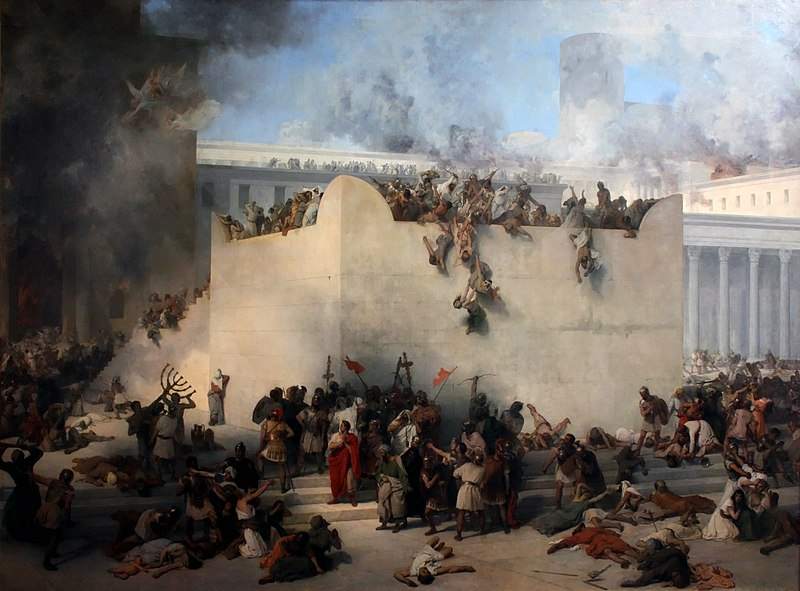 Tisha B'av is not about the Beit Hamikdash